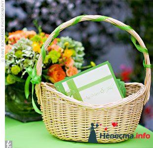 Фото 103317 в коллекции Зеленая свадьба - Невеста Настенька