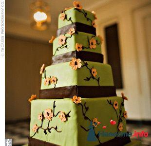 Фото 103321 в коллекции Зеленая свадьба - Невеста Настенька