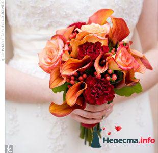 Фото 103360 в коллекции Красная свадьба! - Невеста Настенька