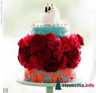 Фото 103382 в коллекции Красная свадьба! - Невеста Настенька
