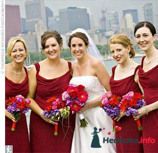 Фото 103385 в коллекции Красная свадьба! - Невеста Настенька