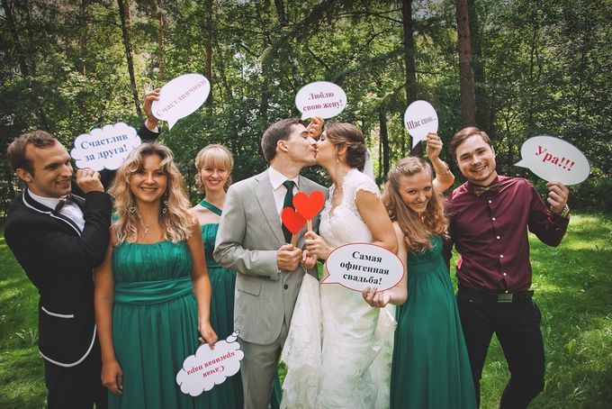 Таблички для фотосессии на свадьбу своими руками шаблоны