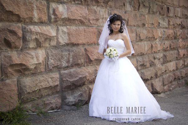 Фото 1445193 в коллекции МОИ НЕВЕСТЫ - Свадебный салон  Belle Mariee