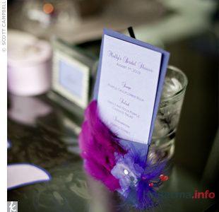 Фото 72050 в коллекции PUPLE Wedding