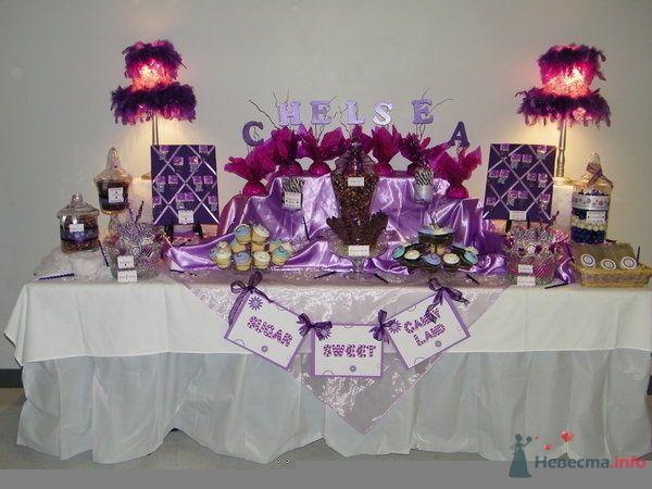 Фото 72057 в коллекции PUPLE Wedding - Brittany