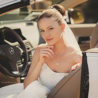 Кабриолет на свадьбу в Крыму