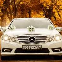Машины на свадьбу в Севастополе.Свадебные автомобили Севастополя. Мерседес на свадьбу в Севастополе