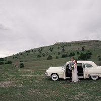 """Правительственный ретро автомобиль """"ЗИМ"""" на свадьбу в Севастополе.Свадебные машины Севастополя"""