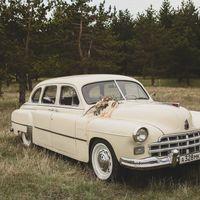 """Правительственный ретро автомобиль """"ЗИМ"""" на свадьбу в Севастополе.Свадебные машины Севастополя."""