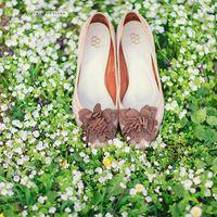 туфли невесты весна лето цветы оригинальные туфли невесты