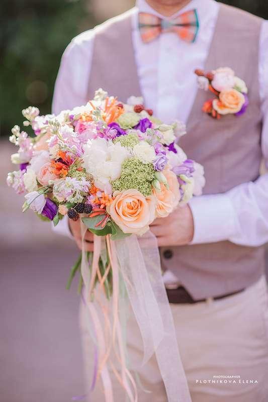 Купить, букет цветов невесте от жениха