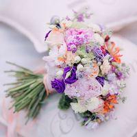 цветы, букет, свадебный букет