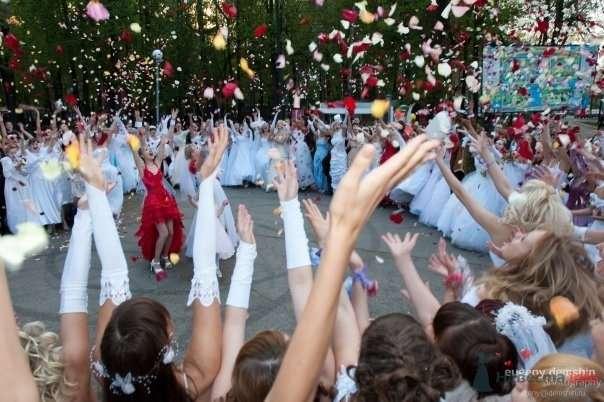 """Фото 69004 в коллекции Свадебный Flashmob 2 """"гламур и брутальность"""" - Организатор торжеств Антон Уткин"""