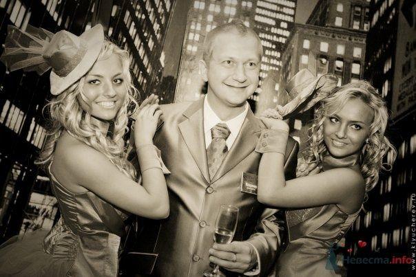 """Фото 69014 в коллекции Свадебный Flashmob 2 """"гламур и брутальность"""" - Организатор торжеств Антон Уткин"""