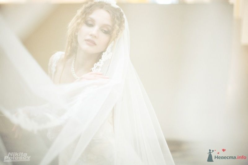 Фото 69587 в коллекции Журнальные фотосессии - Свадебный фотограф Никита Полосов