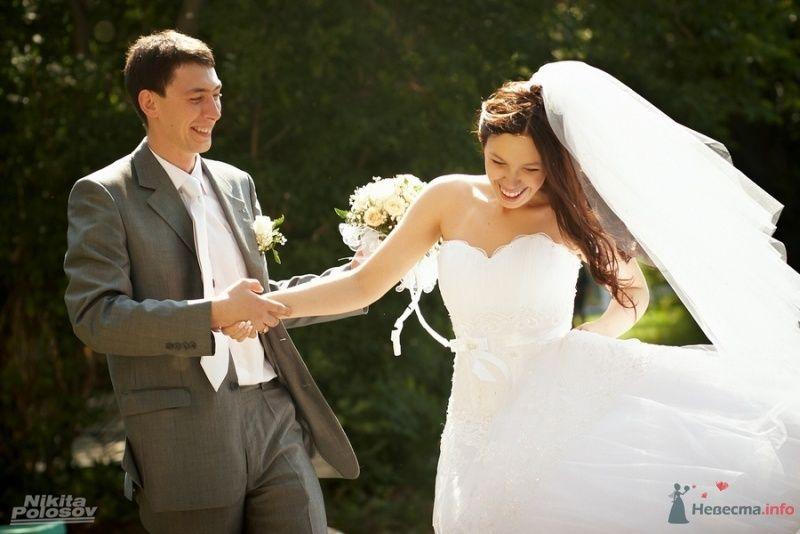 Фото 69593 в коллекции Свадебное портфолио - Свадебный фотограф Никита Полосов