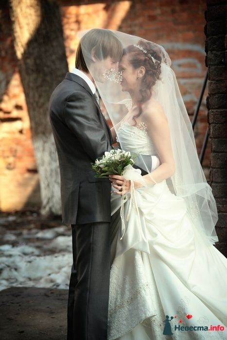 Фото 88855 в коллекции Свадебная фотография - Фотограф Анастасия Яценко