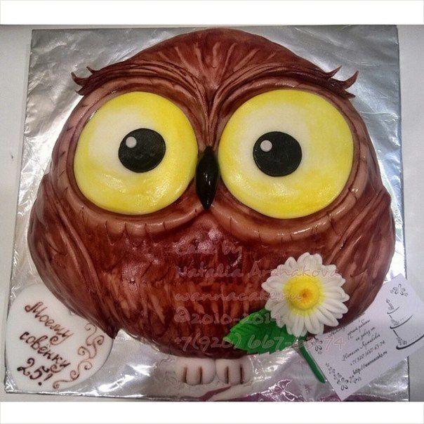 """Торт """"конец ночной смены"""" :) - фото 3623451 Свадебные торты от Наталии Аржаковой"""