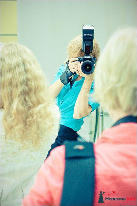 Фото 107780 в коллекции Первая выставка Свадебной фотографии в Перми - Фотограф Швецов Николай