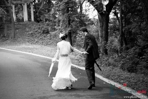прогулка - фото 4319 Свадебные фотоистории от Андрея Егорова