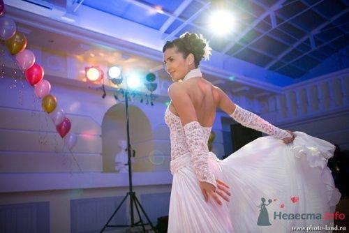 танец невесты - фото 4333 Свадебные фотоистории от Андрея Егорова