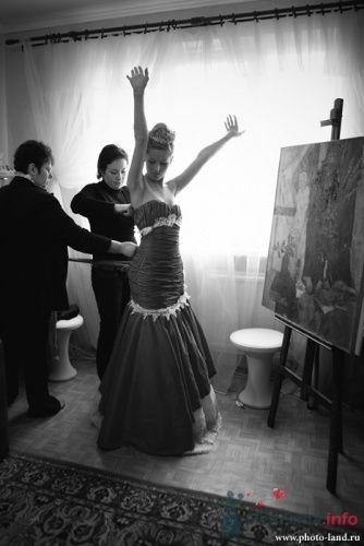 Фото 11057 в коллекции Свадьба Виктории и Сергея