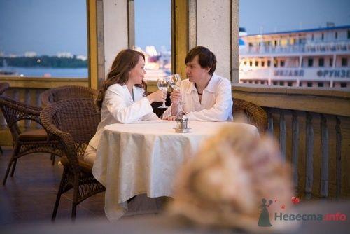 фотоистория с дельфинами, Елена и Андрей - фото 13280 Свадебные фотоистории от Андрея Егорова