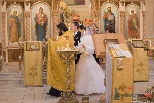 Фото 19636 в коллекции Венчание Маши и Тедди - Свадебные фотоистории от Андрея Егорова