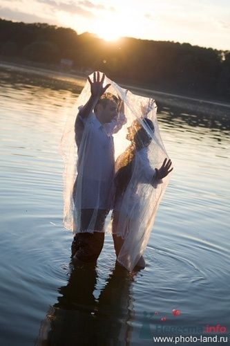 Фото 66726 в коллекции Пляжная лавстори Леры и Димы - Свадебные фотоистории от Андрея Егорова