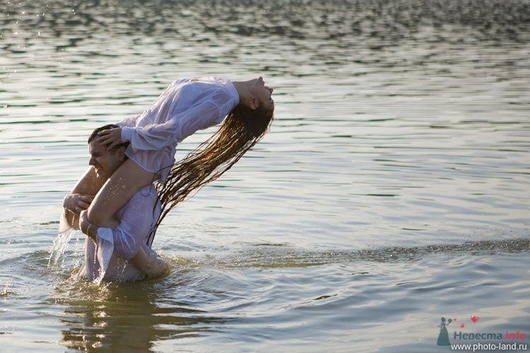 Фото 66743 в коллекции Пляжная лавстори Леры и Димы - Свадебные фотоистории от Андрея Егорова