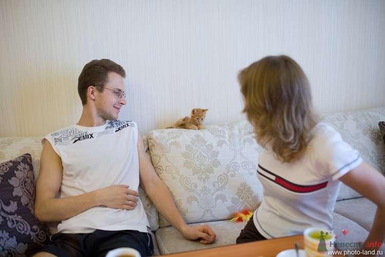 О братьях наших меньших - фото 67373 Свадебные фотоистории от Андрея Егорова