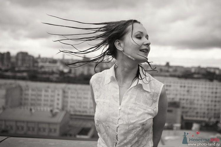 Фото 69158 в коллекции Над Москвой - Свадебные фотоистории от Андрея Егорова