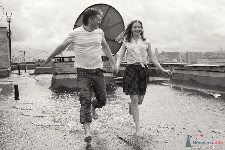 Фото 69171 в коллекции Над Москвой - Свадебные фотоистории от Андрея Егорова