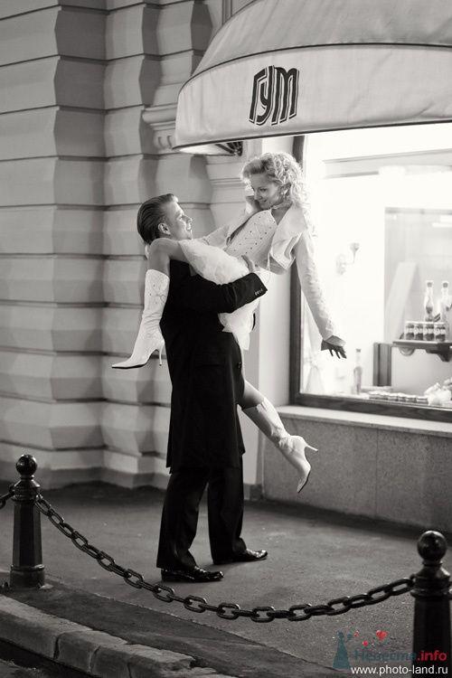 Елена и Александр (ГУМ, Москва) - фото 70707 Свадебные фотоистории от Андрея Егорова