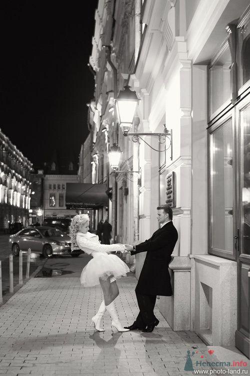 Елена и Александр (ГУМ, Москва) - фото 70712 Свадебные фотоистории от Андрея Егорова