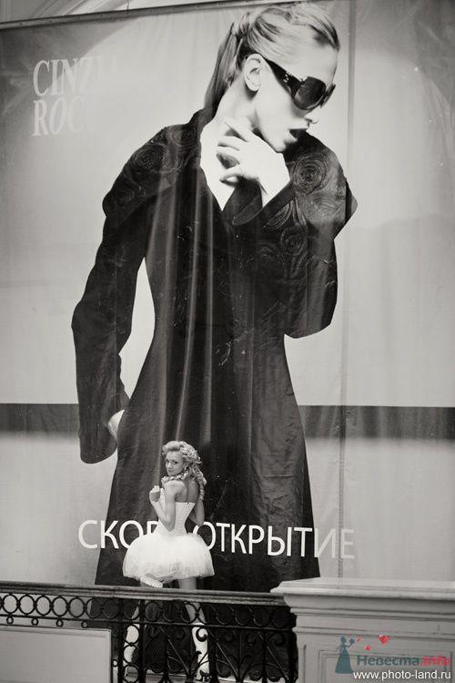 Елена и Александр (ГУМ, Москва) - фото 70723 Свадебные фотоистории от Андрея Егорова
