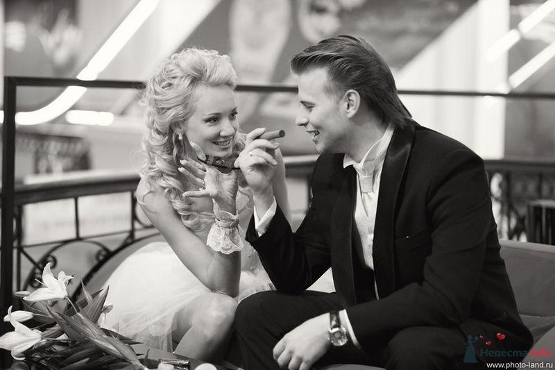 Елена и Александр (ГУМ, Москва) - фото 70740 Свадебные фотоистории от Андрея Егорова