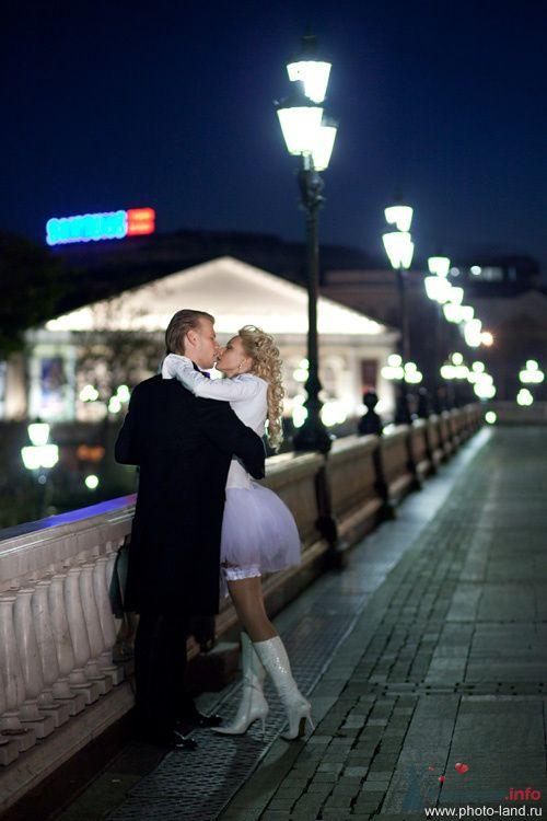 Лена и Саша, фотограф Андрей Егоров - фото 72399 Свадебные фотоистории от Андрея Егорова