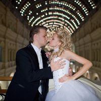 Лена и Саша, фотограф Андрей Егоров