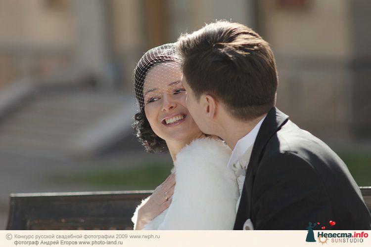 Свадебная прогулка по улочкам Москвы - фото 91229 Свадебные фотоистории от Андрея Егорова