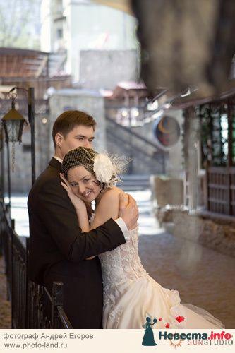 Свадебная прогулка по улочкам Москвы - фото 91277 Свадебные фотоистории от Андрея Егорова