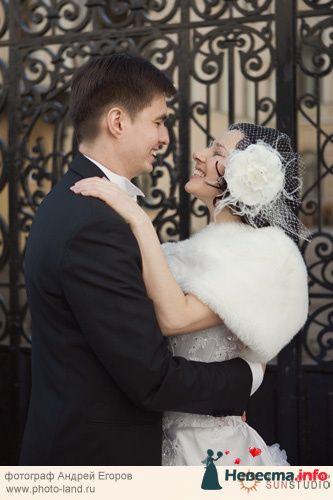 Свадебная прогулка по улочкам Москвы - фото 91287 Свадебные фотоистории от Андрея Егорова