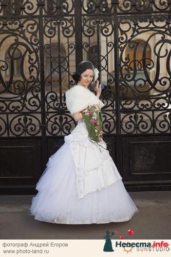 Свадебная прогулка по улочкам Москвы - фото 91298 Свадебные фотоистории от Андрея Егорова