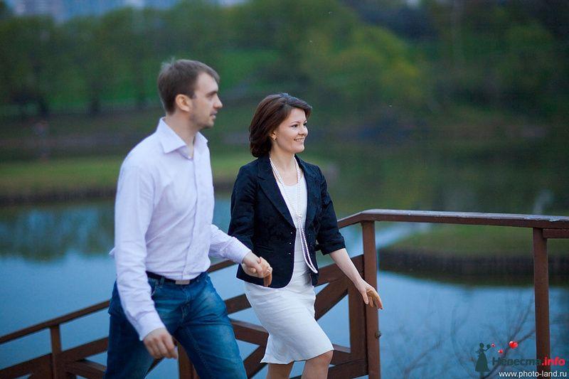 Счастливые будни Анны и Владимира - фото 103635 Свадебные фотоистории от Андрея Егорова