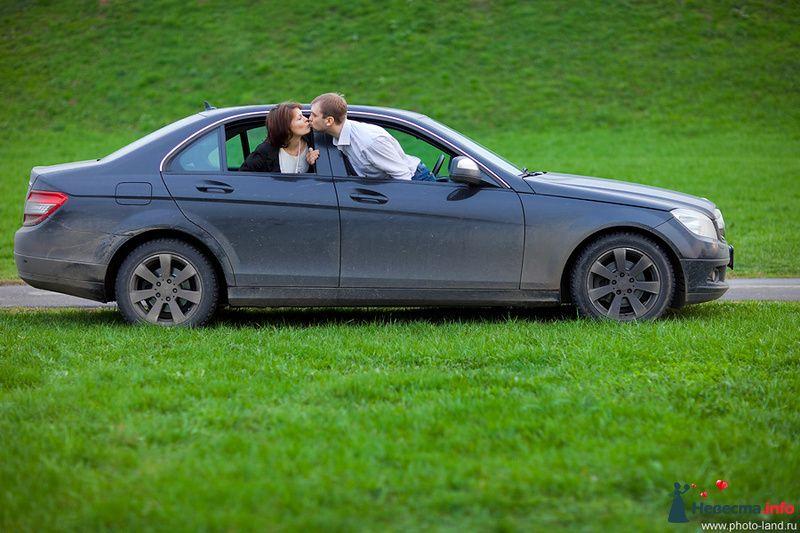 Счастливые будни Анны и Владимира - фото 103646 Свадебные фотоистории от Андрея Егорова