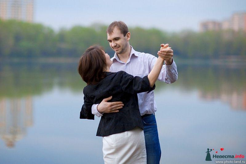 Счастливые будни Анны и Владимира - фото 103659 Свадебные фотоистории от Андрея Егорова