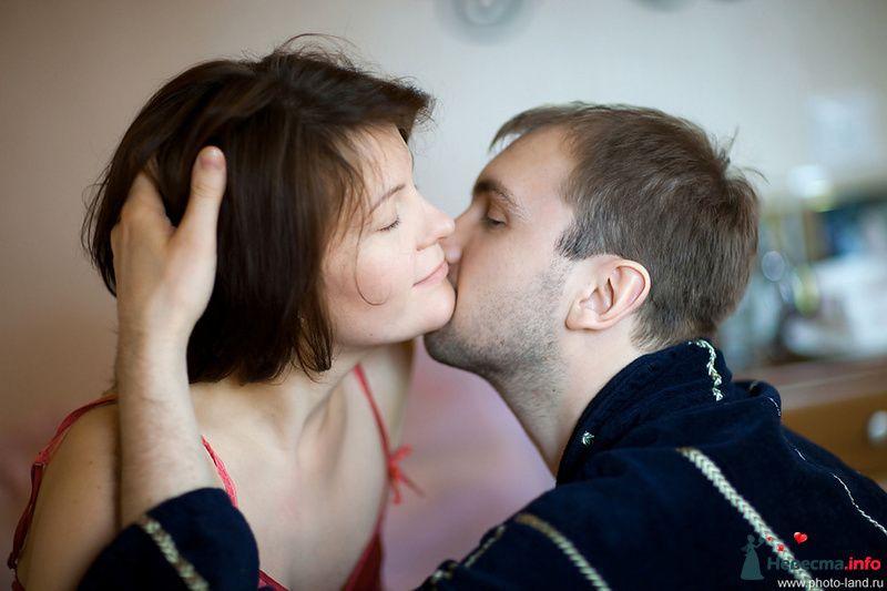Счастливые будни Анны и Владимира - фото 103669 Свадебные фотоистории от Андрея Егорова