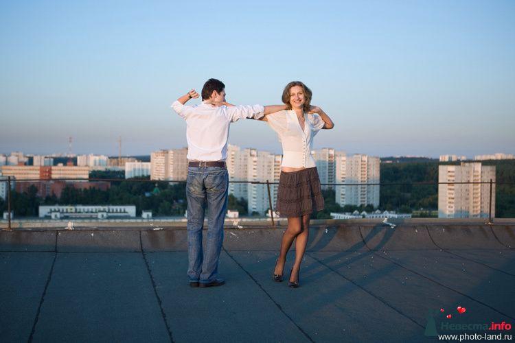 Love Story на крыше - фото 94848 Свадебные фотоистории от Андрея Егорова
