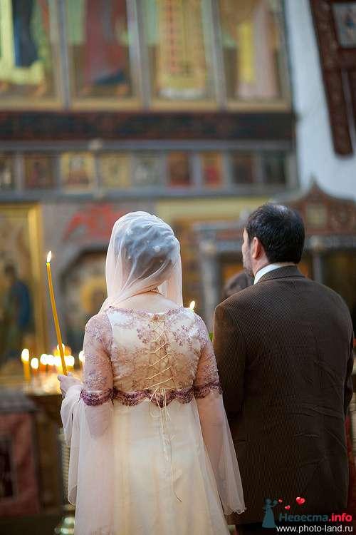 Венчание. Москва  - фото 96471 Свадебные фотоистории от Андрея Егорова