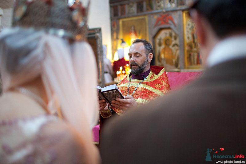 Венчание. Москва  - фото 96472 Свадебные фотоистории от Андрея Егорова